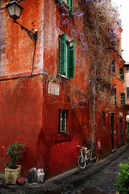 Photograph - Vicolo Del Piede by John Galbo