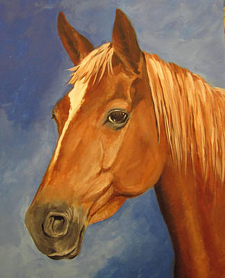 Painting - Victor by Carol Hart