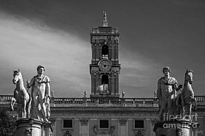 Photograph - Victor Emmanuel II Monument by Prints of Italy
