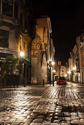 Brussels Photograph - Victor Sackville In The Dark by Juli Scalzi