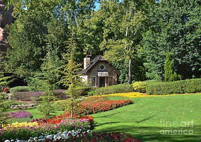 Photograph - Victoria Gardens by Carol  Bradley