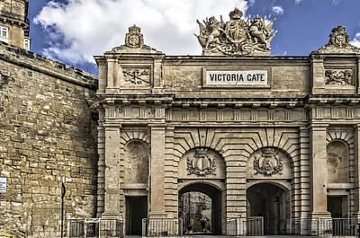 Photograph - Victoria Gate by Maria Coulson