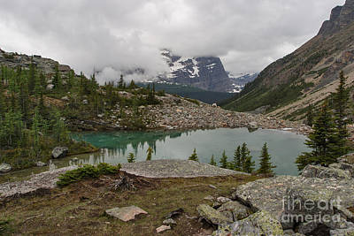 Photograph - Victoria Lake by Charles Kozierok