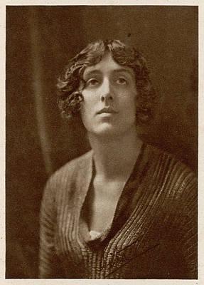 Bloomsbury Photograph - Victoria Sackville-west ('vita') Writer by  Illustrated London News Ltd/Mar