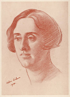 Bloomsbury Drawing - Victoria Sackville-west  Writer by Mary Evans Picture Library