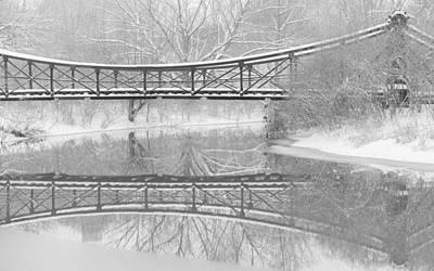 Photograph - Victorian Bridge II by Scott Rackers
