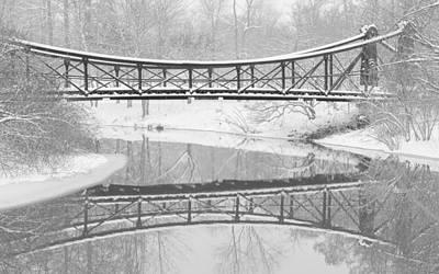 Photograph - Victorian Bridge IIi by Scott Rackers