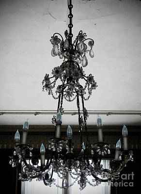 Photograph - Victorian Lighting by Colleen Kammerer