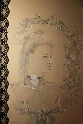 Victorian Original by Magdalena  Jurowiec