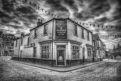 Beer Photograph - Victorian Pub by Adrian Evans