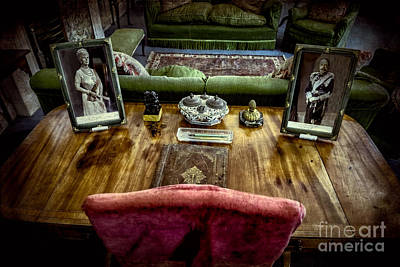 Desk Digital Art - Victorian Times by Adrian Evans
