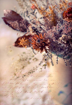 Photograph - Victorian Treatment by Jessica Jenney