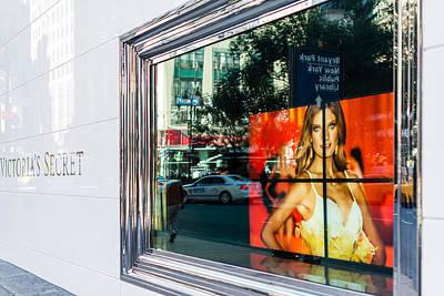 Victorias Secret Store Photograph - Victoria's Secret Store In New York by Frank Gaertner