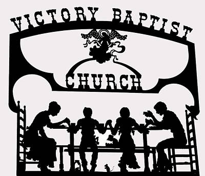 Photograph - Victory Baptist Church by Tikvah's Hope