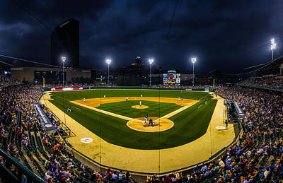 Photograph - Victory Field by Ron Pate