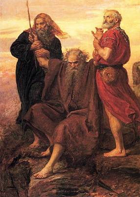 Painting - Victory  O Lord by John Everett Millais
