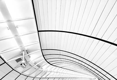 Germany Photograph - Video Surveillance by Gerard Jonkman
