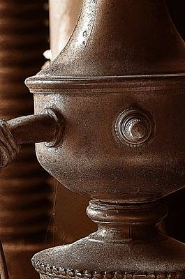 Photograph - Vieille Lampe... by Arthur Miller