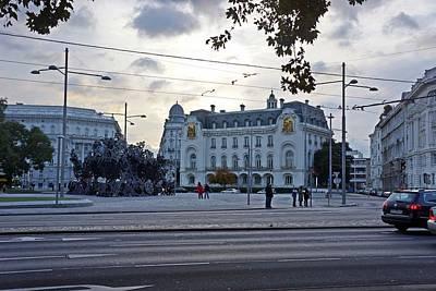 Photograph - Vienna-162 by Rezzan Erguvan-Onal