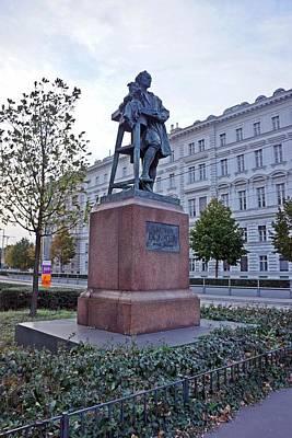 Photograph - Vienna-165 by Rezzan Erguvan-Onal
