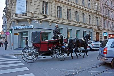 Photograph - Vienna-170 by Rezzan Erguvan-Onal