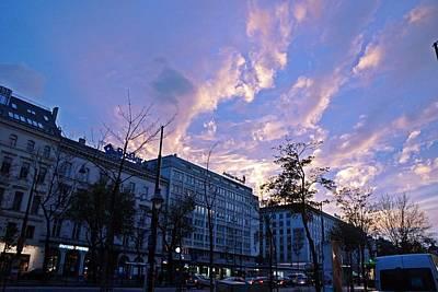 Photograph - Vienna-173 by Rezzan Erguvan-Onal