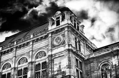 Photograph - Vienna State Opera by John Rizzuto