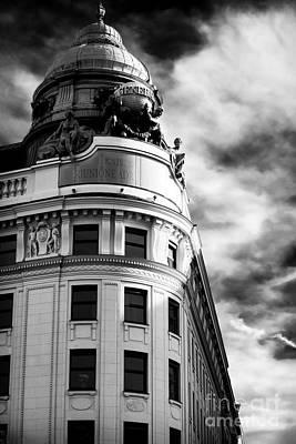 Photograph - Vienna Symmetry by John Rizzuto