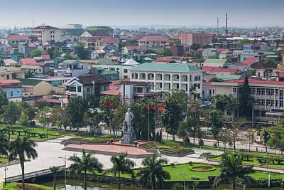 Ho Chi Minh City Photograph - Vietnam, Dmz Area by Walter Bibikow