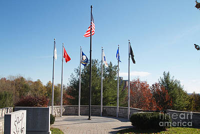 Photograph - Vietnam War Memorial by William Norton