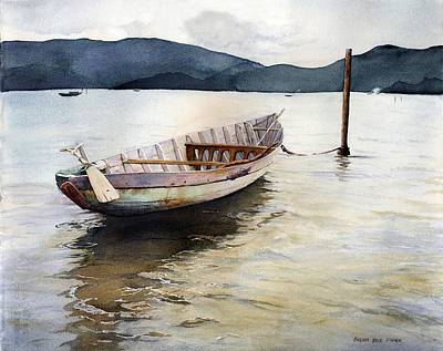 Painting - Vietnam Waters by Brenda Beck Fisher