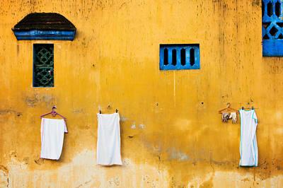 Vietnamese Laundry Art Print