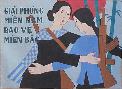 Vietnamese Poster Lets Release The South Original
