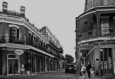 Photograph - Vieux Carre by Andy Crawford
