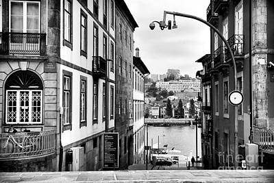 View Across The Douro Art Print by John Rizzuto