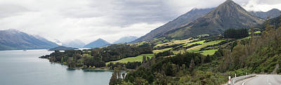 Meiklejohn Photograph - View From Bennetts Bluff Of Meiklejohn by Panoramic Images