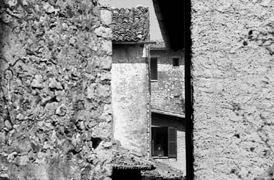 Photograph - View From Between The Walls by Emanuel Tanjala