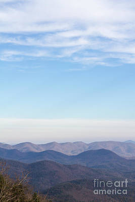 Photograph - View From Big Cedar Mountain by Paul Rebmann