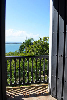 Photograph - View From Casa Blanca by Shanna Hyatt