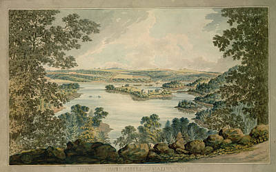 Halifax Photograph - View From Cowie's Hill by British Library