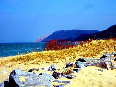 Photograph - View From Empire Beach by Desiree Paquette