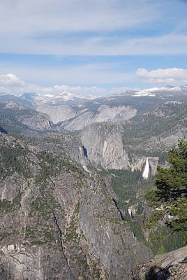 Photograph - View From Glacier Point by Michael Gooch