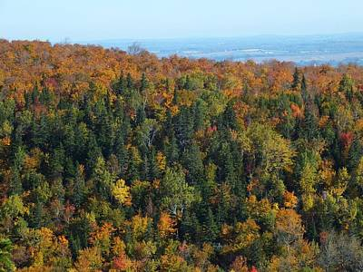 Photograph - View From Haystack 3 by Gene Cyr