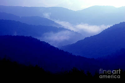 Guns Arms And Weapons - View from Highland Scenic Highway by Thomas R Fletcher