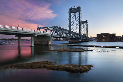 View From Kittery Art Print by Eric Gendron