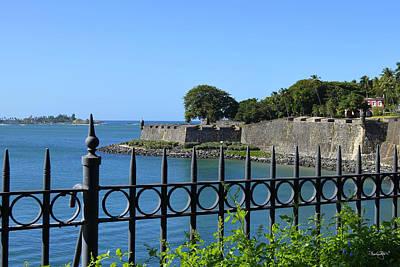 Photograph - View From La Fortaleza by Shanna Hyatt