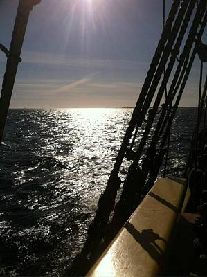 Photograph - View From Lady Washington by Deahn      Benware
