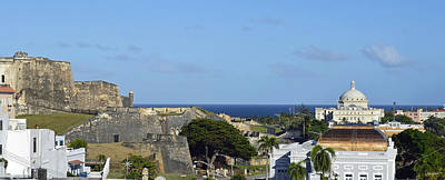 Photograph - View From Old San Juan by Shanna Hyatt