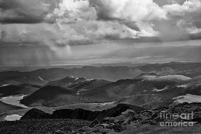 Photograph - View From Pikes Peak by CJ Benson