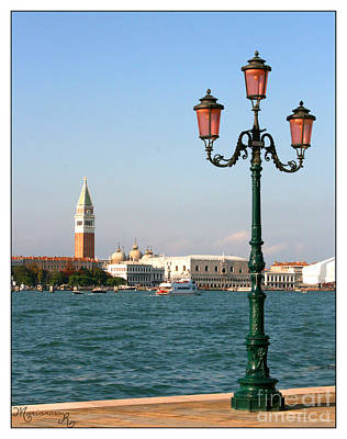 Photograph - View From The Giudecca by Mariarosa Rockefeller